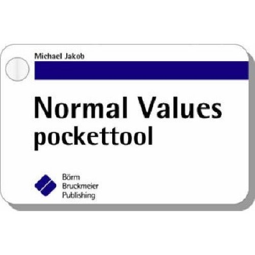 Normal Values Pockettool