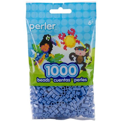Perler Beads 1,000/Pkg-Periwinkle Blue