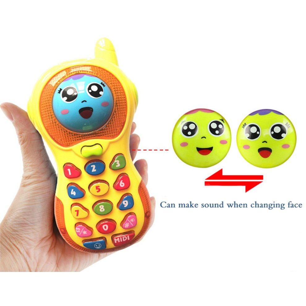 Toys Phone 6 Months Old Boys Baby Girl Toy 1 Year Boy