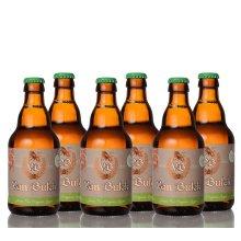 Van Bulck Gluten Free Organic Lager Beer 4.5%, Pack of 6