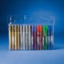 Pbx2420004 - Playbox - Glitter Glue - 16 Pcs