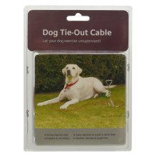 Dog Tie-out Cable 20'