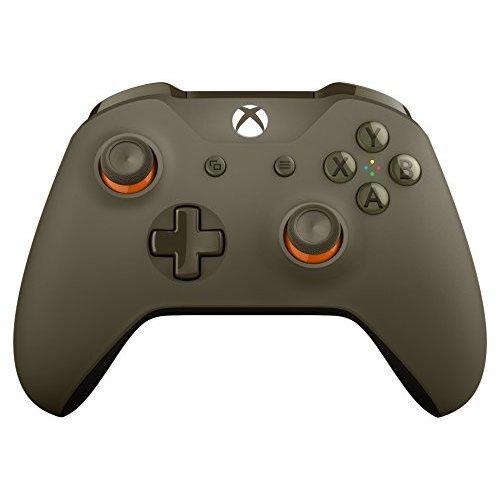 Xbox Wireless Controller Green Orange