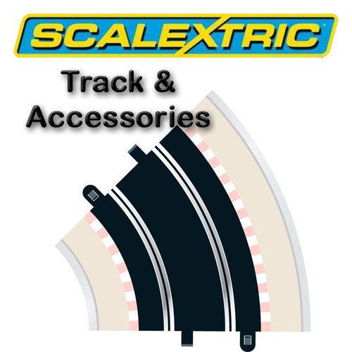 Scalextric Track - Radius 2 Curve 45o (2)(C151)