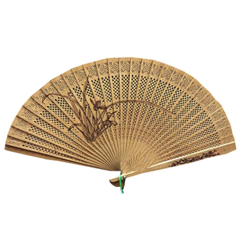 wooden folding fan hand held fan folding hand fans fan. Black Bedroom Furniture Sets. Home Design Ideas