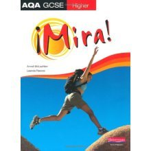 Mira AQA GCSE Spanish Higher Student Book | GCSE Spanish Book