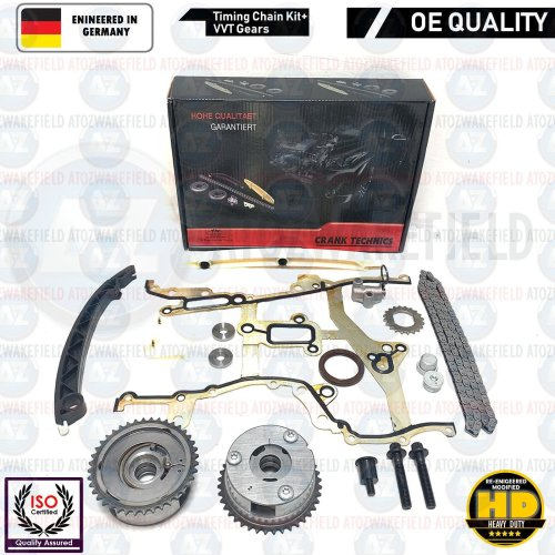 FOR ADAM CORSA ASTRA INSIGNIA 1.2 1.4 TIMING CHAIN VVT KIT A12XER A12XEL A14XER