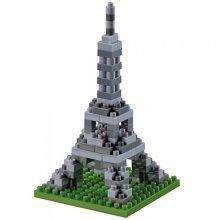 Nano 3D Puzzle - Eiffel Tower (Level 3)