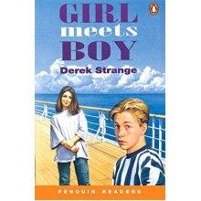 Girl Meets Boy New Edition (Penguin Readers (Graded Readers))