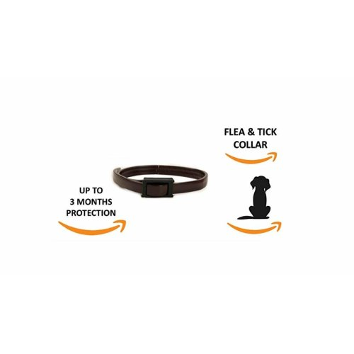 G&P Dog Flea & Tick Dog Collar - Protects For Up To 3 Months - Fits Dogs (1 Collar)