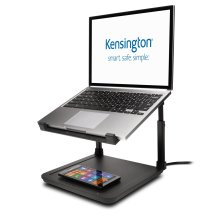 Kensington K52784WW 15.6  Black notebook arm/stand
