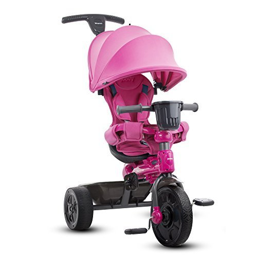 JOOVY Tricycoo 4 1 Tricycle Pink