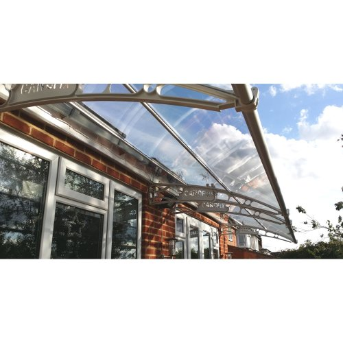 Cantilever Door Canopy | 1200mm wide x 1000mm projection