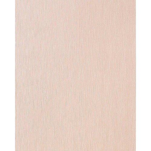 EDEM 141-03 elegant vinyl plain wallpaper light beige-red 5.33 sqm