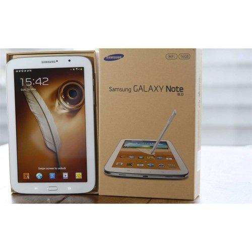 Samsung Galaxy Note GT-N5110 16GB, Wi-Fi, 8in - Pearl White