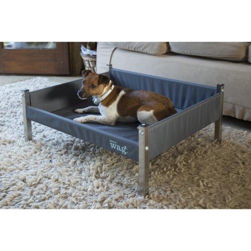 HENRYWAG, RAISED DOG BED - EXTRA LARGE - 105CM X 85CM X 30CM