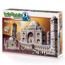 Wrebbit Taj Mahal 3d Jigsaw Puzzle (950 Pieces)