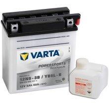Varta Freshpack Battery 12 V 5 Ah YB5L-B