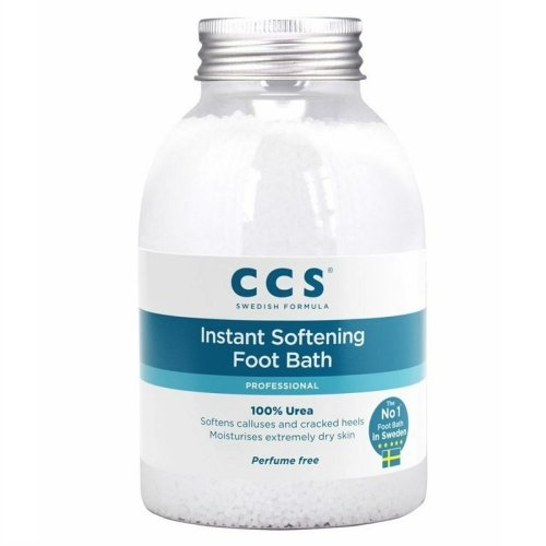 CCS Instant Softening Foot Bath Salts Perfume Free 310g