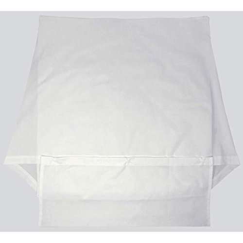 Large Quilted Cover for Bed Wedge Pillow Size 610x610x254 mm