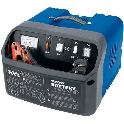 11 Amp 12/24v Battery Charger - Draper 1224v 12a 11953 -  draper battery charger 1224v 12a 11953