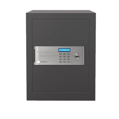 Yale Locks YSM400EG1 Certified Office Safe with 2K Cash Capacity