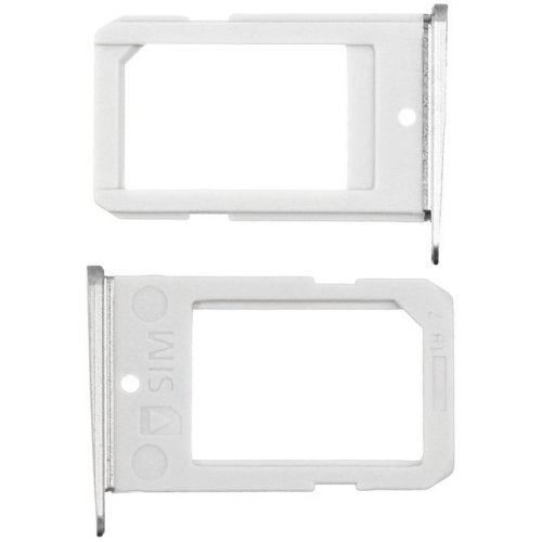 MicroSpareparts Mobile MSPP70828 SIM card holder Silver 1pc(s)