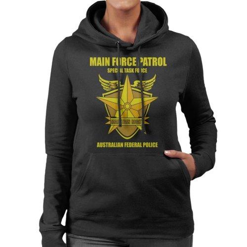 Main Force Patrol Mad Max Women's Hooded Sweatshirt