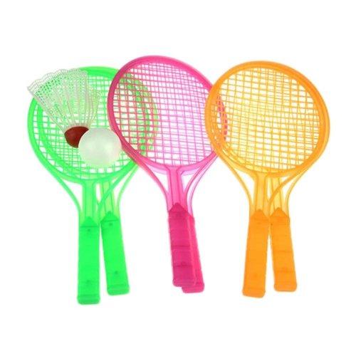 Lovely Children Toys Cute Tennis Racket Badminton Racket-Style/A