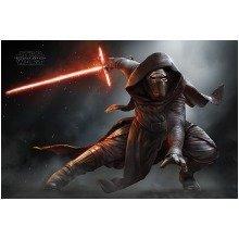 Star Wars Episode 7 Kylo Ren Crouching Maxi Poster