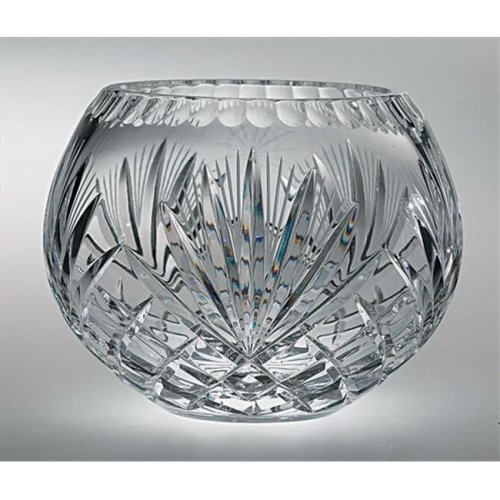 Majestic 5 in. Crystal Rose Bowl