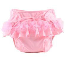 Reusable Swim Diaper Adjustable Absorbent Shower Diapers for Baby Toddler, A23