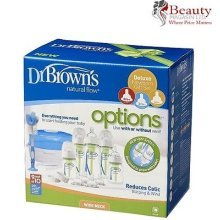 Dr. Brown's Options Newborn Gift Set