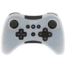 Protective case for Wii U Nintendo controller silicone skin ZedLabz - White