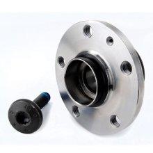 Skoda Octavia Hatch & Estate 2004-2013 Rear Hub Wheel Bearing Kit Inc Abs Ring
