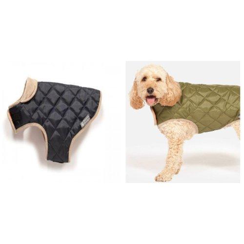 Danish Design Quilted Dog Coat