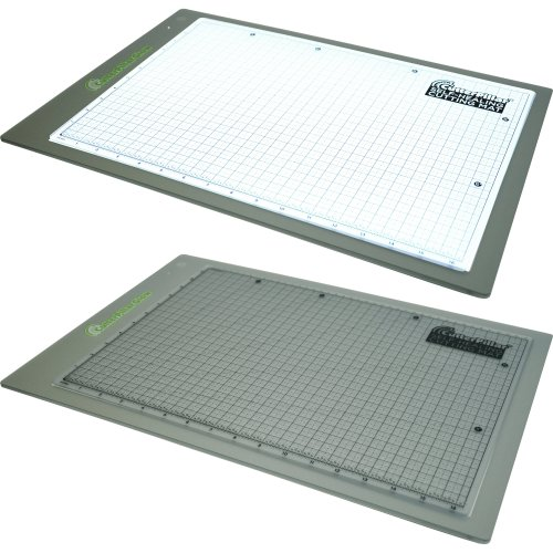 CutterPillar Self-Healing Translucent Cutting Mat-