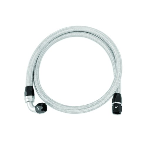 Mishimoto MMSBH-10-5 5ft Stainless Steel Braided Hose w/ -10AN Fittings