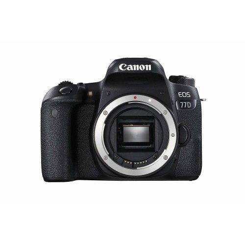 Canon EOS 77D Body Only Digital SLR Camera