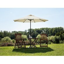 Garden Umbrella - Outdoor Umbrella - LED - - - RAPALLO