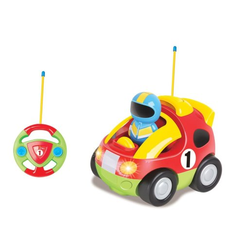 Vinsani My First Radio Remote Controlled Car - Green