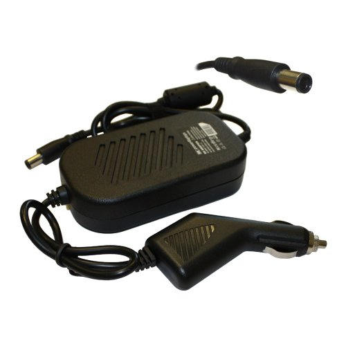 HP Envy dv6-7301el Compatible Laptop Power DC Adapter Car Charger