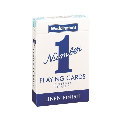 Linen Finish Playing Cards