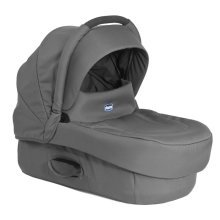Chicco Artic Stroller Carry Cot in Anthracite