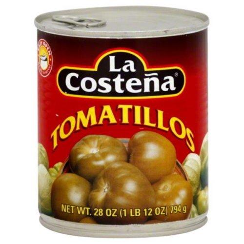 LA COSTENA TOMATILLO GREEN-28 OZ -Pack of 12