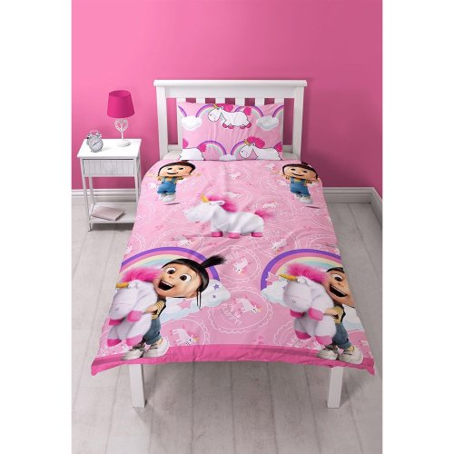 Children's Despicable Me 3 Daydream Single Bedding Set