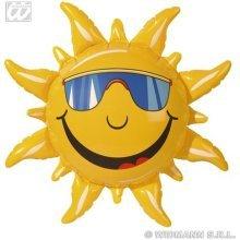 Novelty Inflatable Sun - Party Decoration 60cm Fancy Dress Summer -  inflatable sun party decoration 60cm fancy dress summer