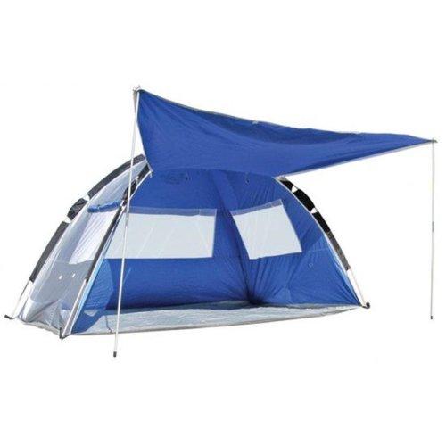 ONIVA 113-00-211-000-0 Manta Sun Shelter - Navy & White Stripes