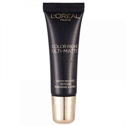 L'Oreal Color Riche Ulti-Matte Lipstick Mattifier for Matte Finish Lip