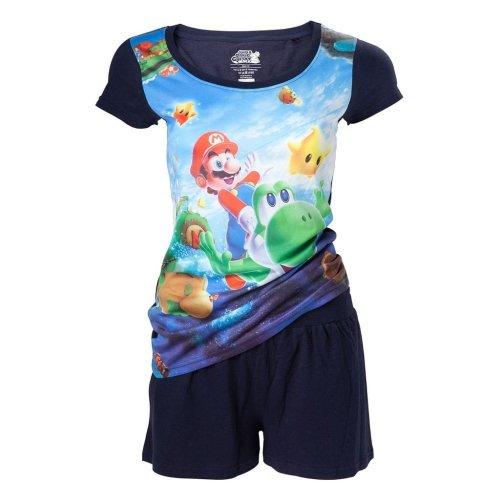 Women's Super Mario Galaxy 2 Shortama Set